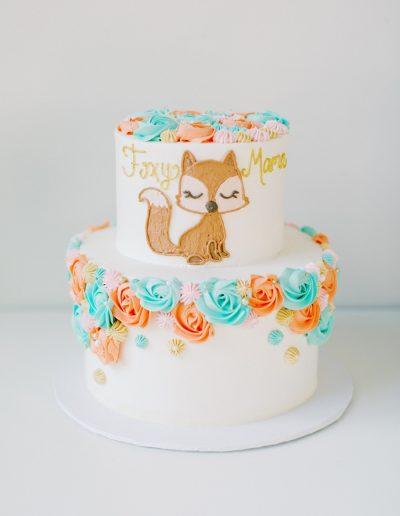 Foxy mama cake
