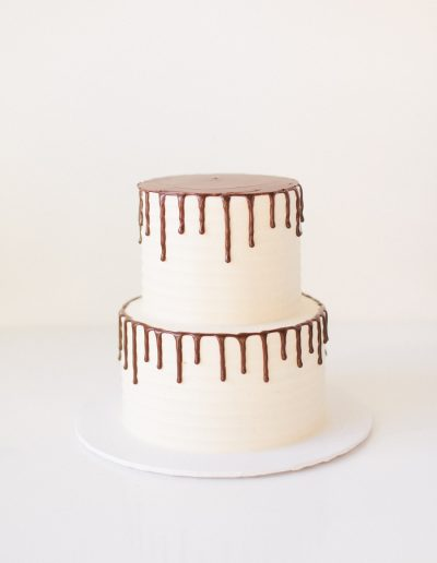 Two tier chocolate PB